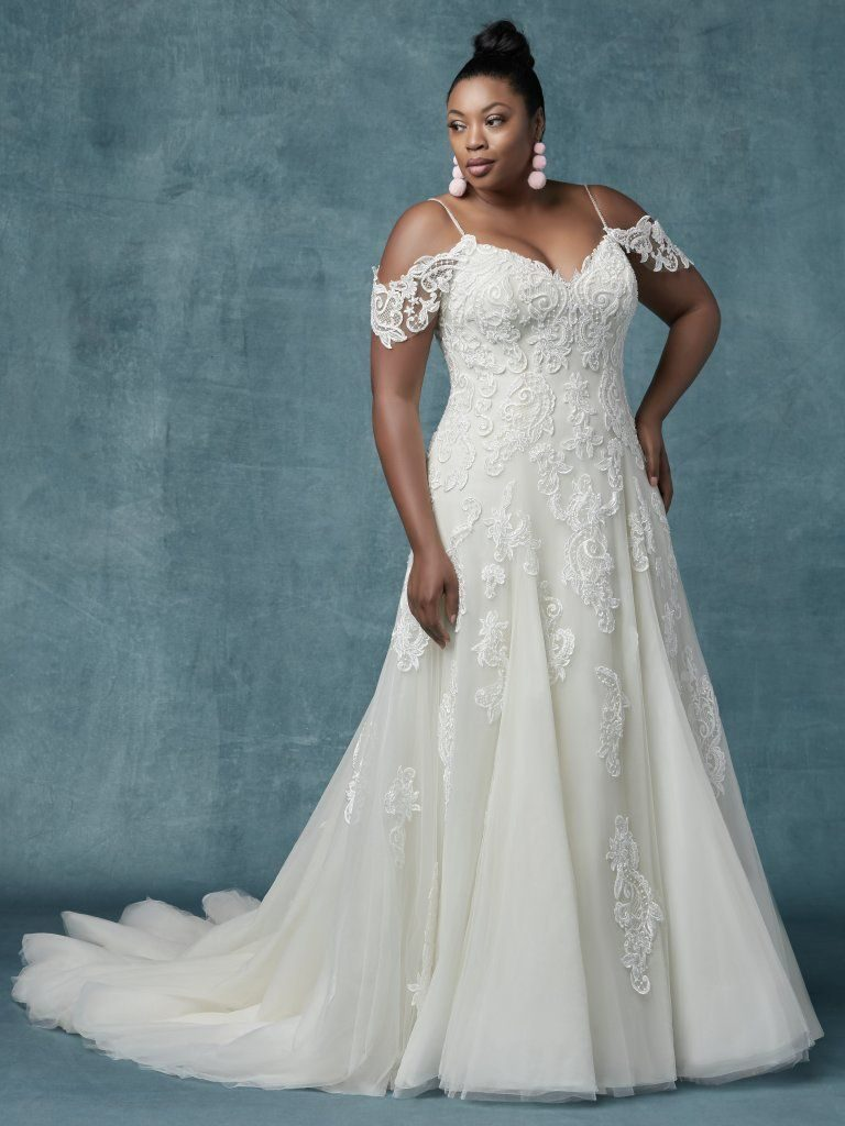 283c1fb1 Plus Size Wedding Dresses That Celebrate Your Curves from Maggie Sottero  Designs