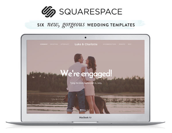 squarespace custom wedding websites a discount. Black Bedroom Furniture Sets. Home Design Ideas