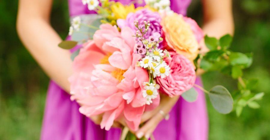 Colorful Boho DIY Wedding