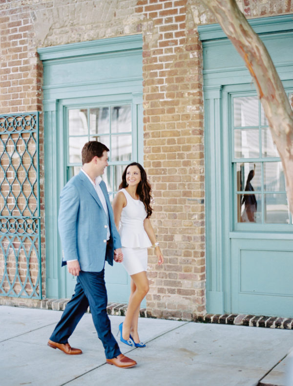 Charleston Rehearsal Dinner With Classic Southern Charm