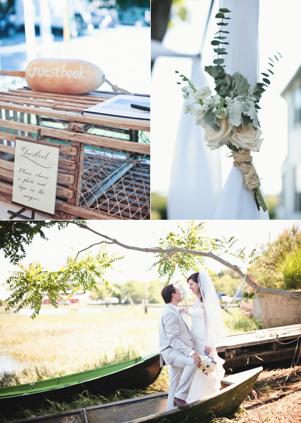 Cape Cod Wedding III