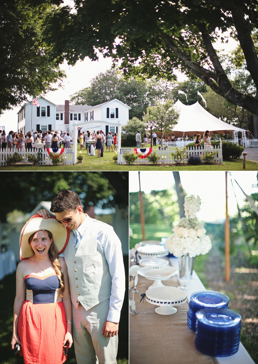 Cape Cod Wedding V