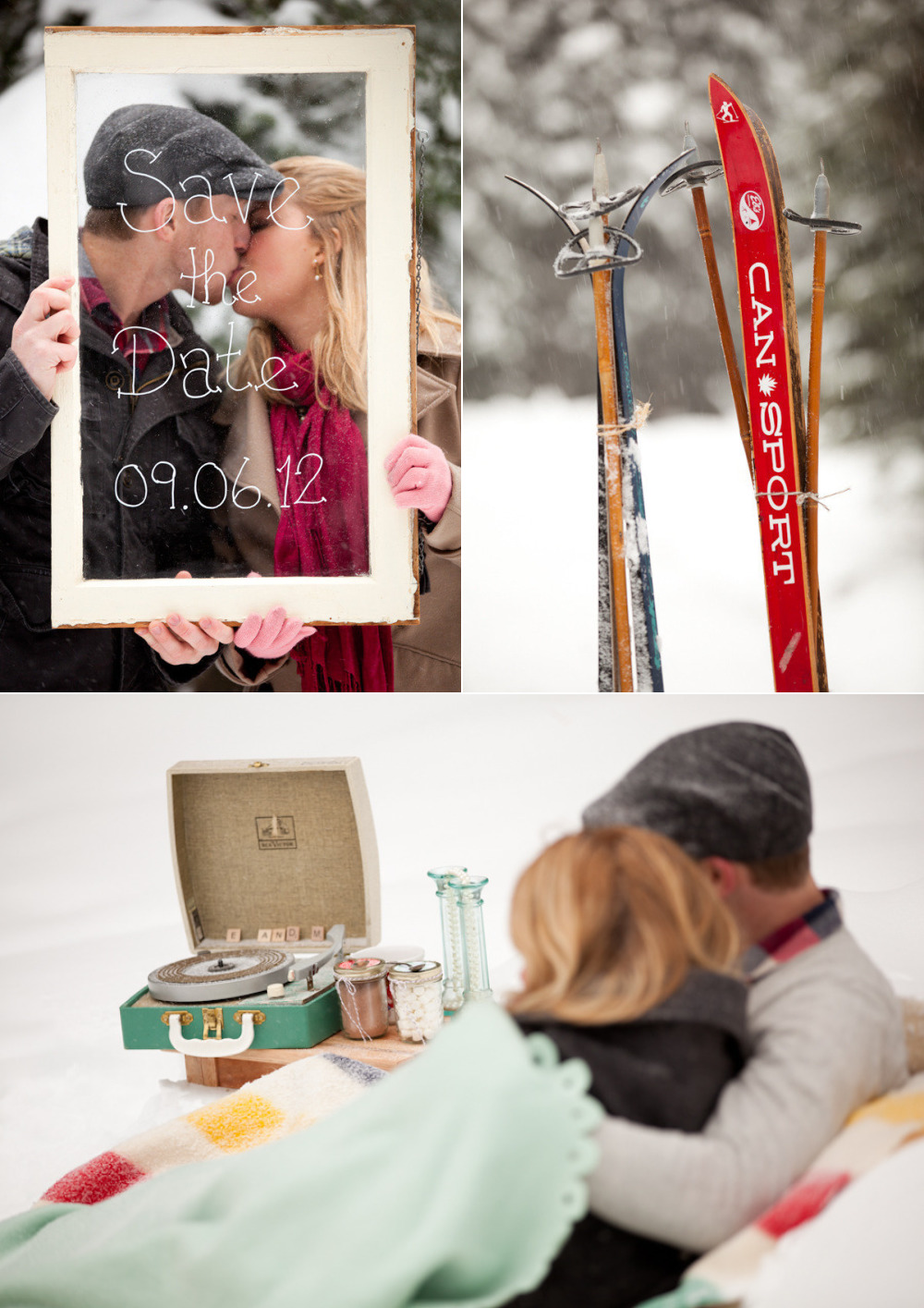 Winter Engagement I