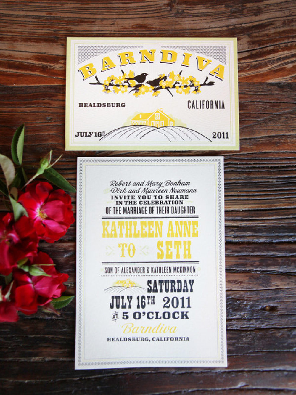 Barndiva Wedding 6