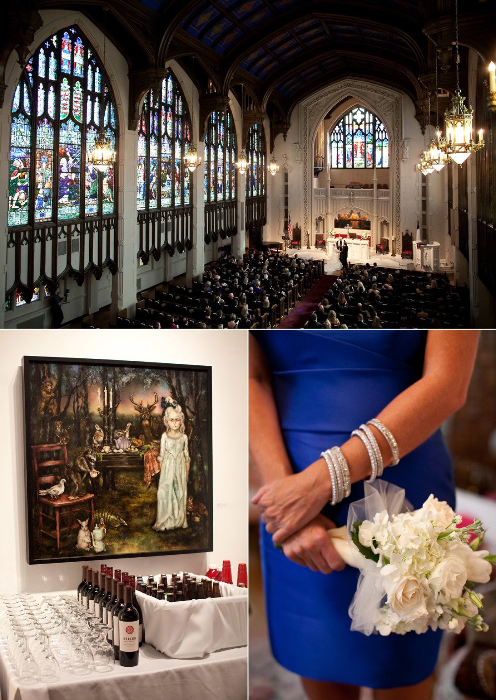 Atlanta Art Gallery Wedding 8