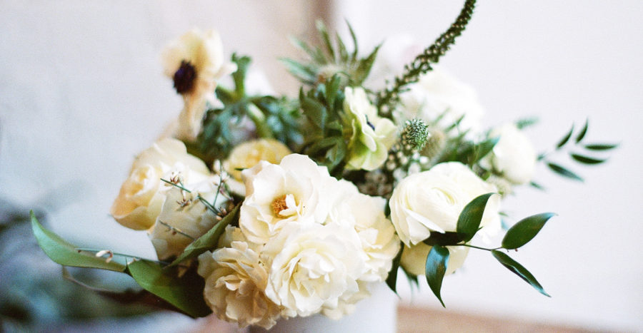 Simple and Elegant Bouquet Inspiration + WIUP