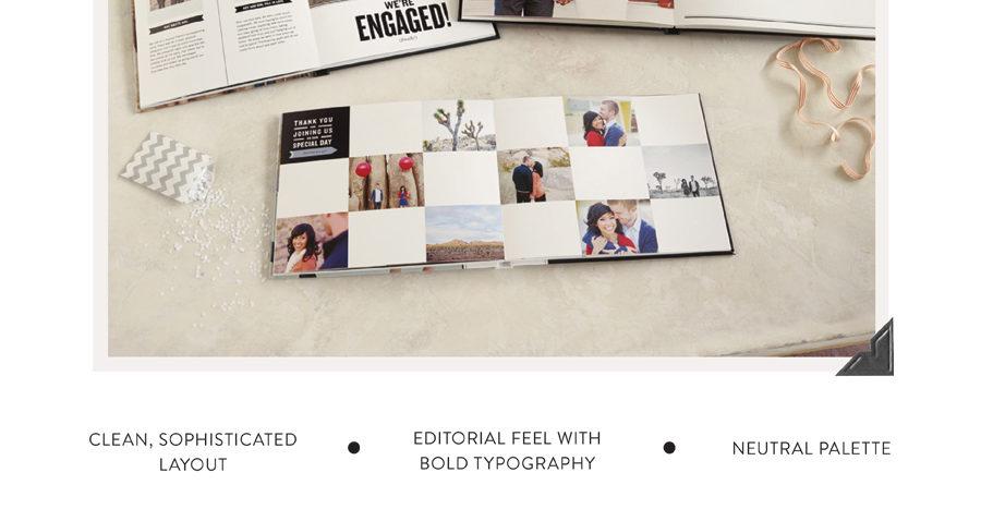 Shutterfly Premium Wedding Photo Books