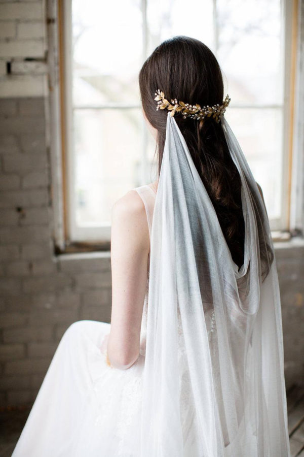 15 Affordable Veils From Etsy For Every Bridal Style