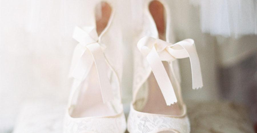 White Wedding Details that Wow
