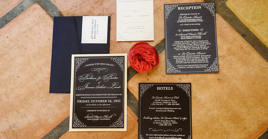 La Quinta Wedding from Krista Mason Photography